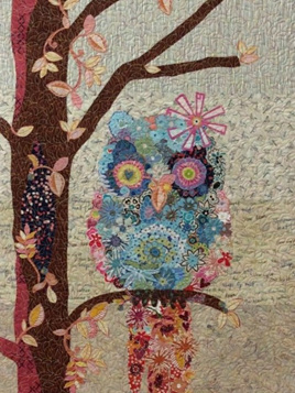 Laura Heine - Cora the Common Owl