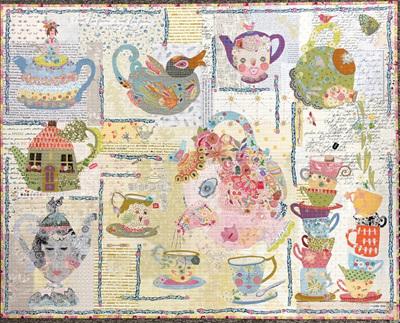 Laura Heine - Tea Party