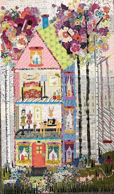 Laura Heine - The Quilt Studio