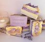 Lavender Cake - Goat's Milk - Handmade Soap