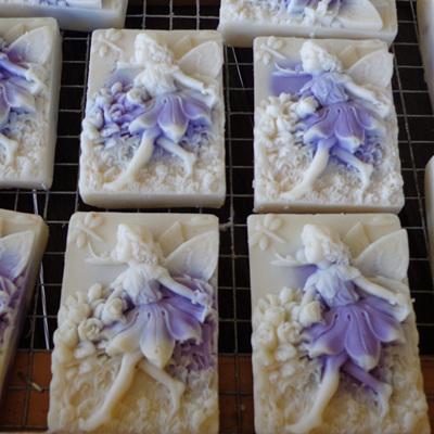 Handmade Soap - Lavender Fairy