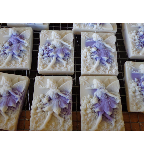 Lavender Fairy soaps made to order