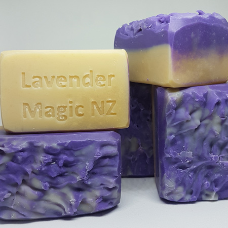 Lavender - Goat's Milk - Handmade Soap