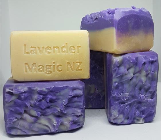 Lavender Goatsmilk Soap