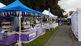 Lavender Magic at the Martinborough Fair