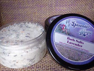 Bath Salts Lavender - 300g