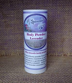 Lavender Magic body powder