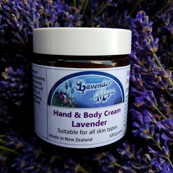 Lavender Magic Hand and Body Cream