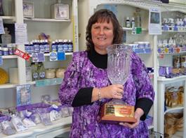 Lavender Magic wins top award