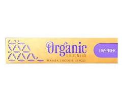 Lavender  Organic Incense