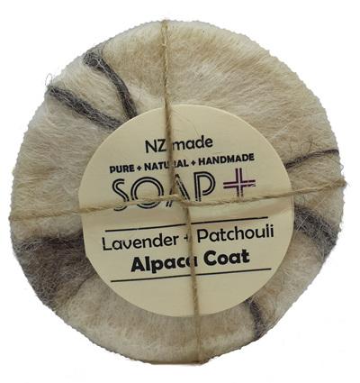 Lavender + Patchouli