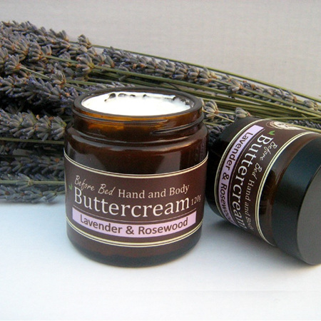 LAVENDER & ROSEWOOD - Hand & Body Buttercream