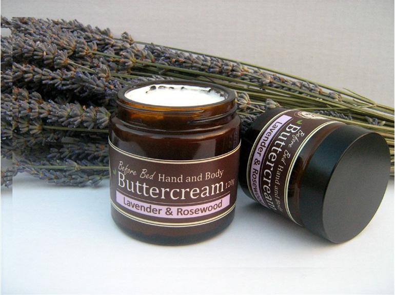 LAVENDER & ROSEWOOD - Hand & Body Buttercream