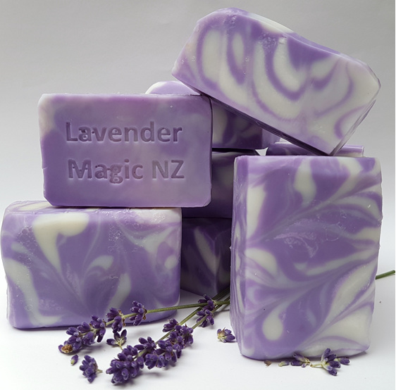 Lavender Soap with Shea Butter