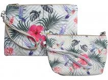 Lavida Cosmetic Bag S/2 Parrot
