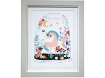 Lavida Framed Print Unicorn Jar 2