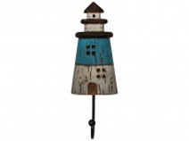 Lavida Hook Light House Blue