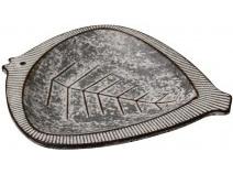 Lavida Metal Fish Plate Sml