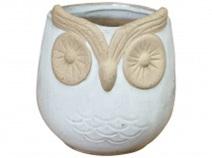 Lavida Planter Tawny Owl