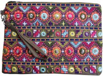 Lavida Purse Beaded Tribal