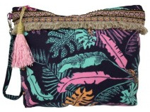 Lavida Purse Native Feathers