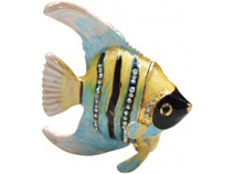 Lavida Trinket Box Fish
