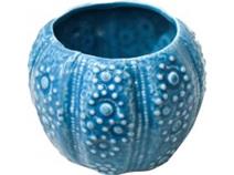 Lavida Vase Urchin Stripe Sml