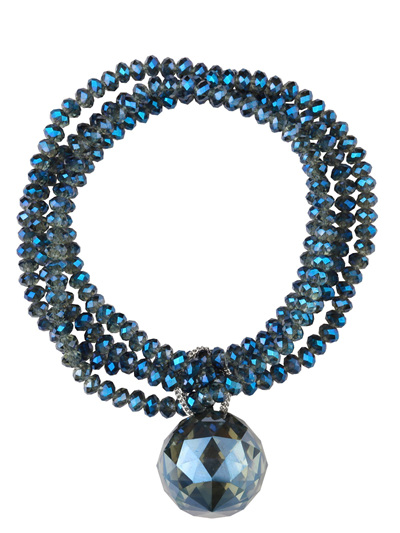 LAVITA NECKLACE BLUE