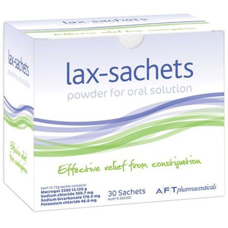 LAX-SACHETS 13.12G 30