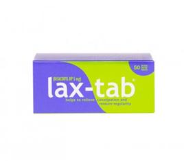 Lax-Tab 50s