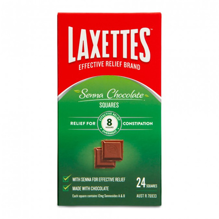 LAXETTES 24 CHOC