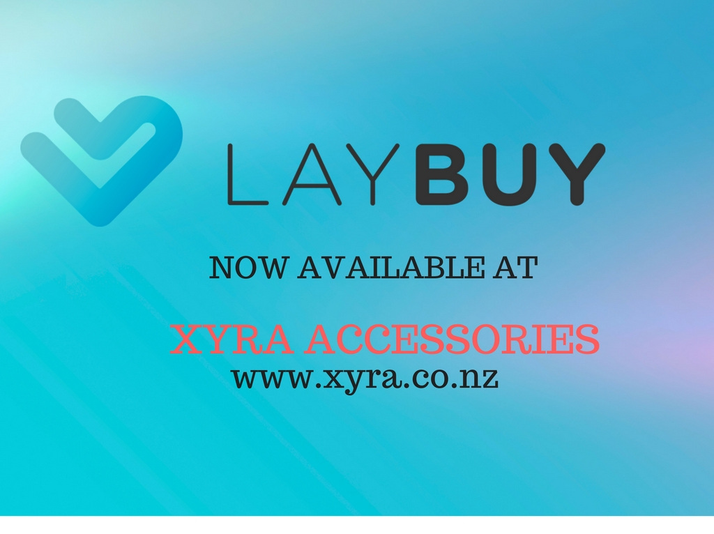 We are now accepting payments thru LAYBUY.
