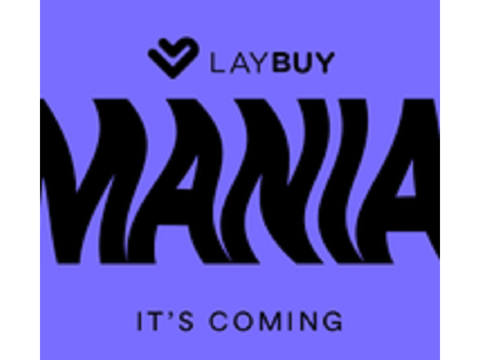 Laybuy Mania  - It's coming - 30th April 2020