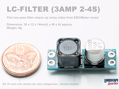 LC-FILTER (3AMP 2-4S)