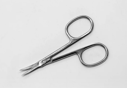 LDH Curved Embroidery Scissors