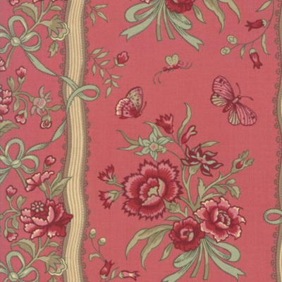 Le Beau Papillon Calisto Faded Red 13869-16