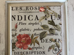 Le Petit Rosier IOD Decor Transfer - Large