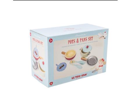 Le Toy Van Pots & Pans