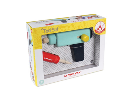 Le Toy Van Tool Set!