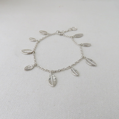 Leaf Fall Bracelet