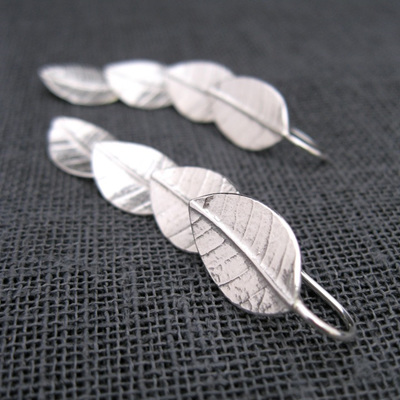 Leaf Fall Earrings