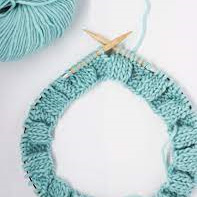 Learn to knit on the round