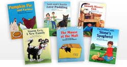 Learn-to-Read Storybooks Series 1 - all six readers in one set