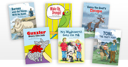 Learn-to-Read Storybooks Series 2 - all six readers in one set