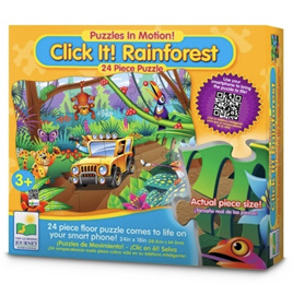 Learning Journey Puzzles in Motion Click It Rainforest