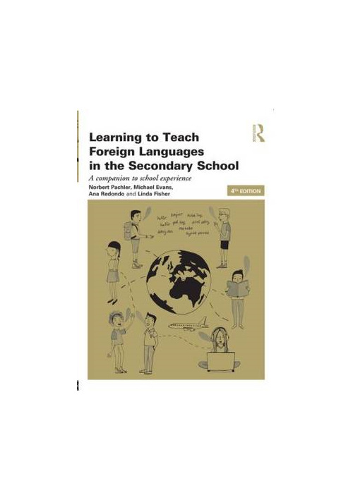 Learning to Teach Foreign Languages in the Secondary School: a Companion to School Experience