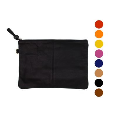 Leather carry case - large