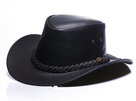 Leather Hats