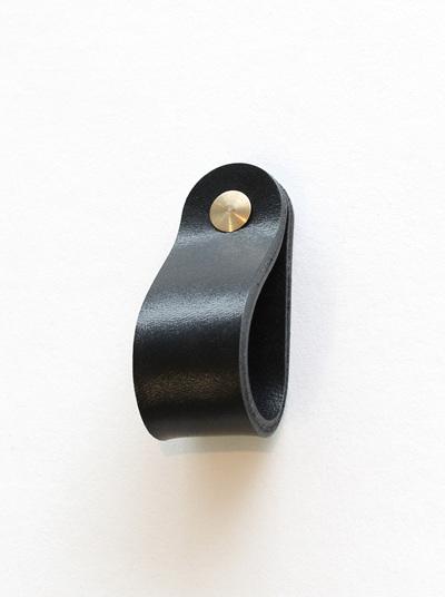Leather Loop Pull