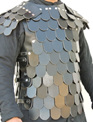 Leather Scale Armour
